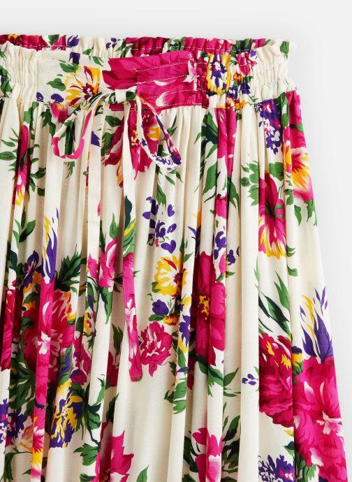 Vêtements Bakker Made With Love Skirt Esmeralda Blanc vue portées chaussures