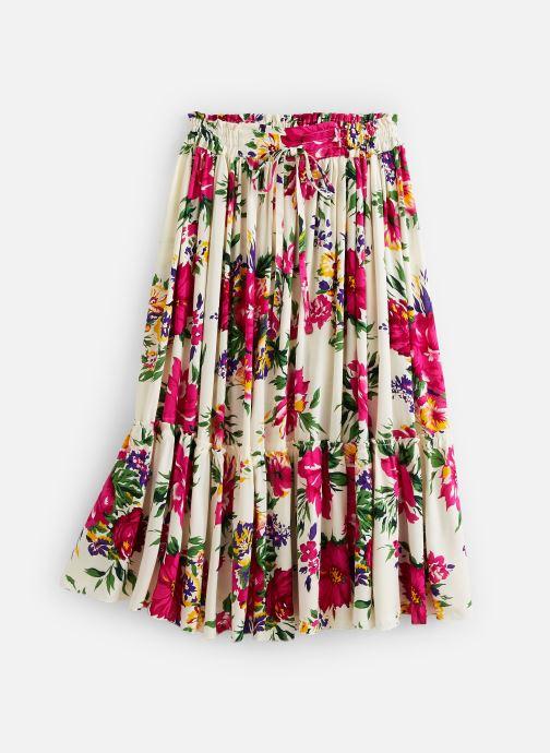 Vêtements Bakker Made With Love Skirt Esmeralda Blanc vue détail/paire
