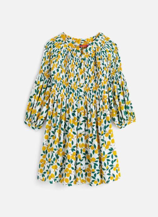 Vêtements Bakker Made With Love Dress Ira Jaune vue détail/paire