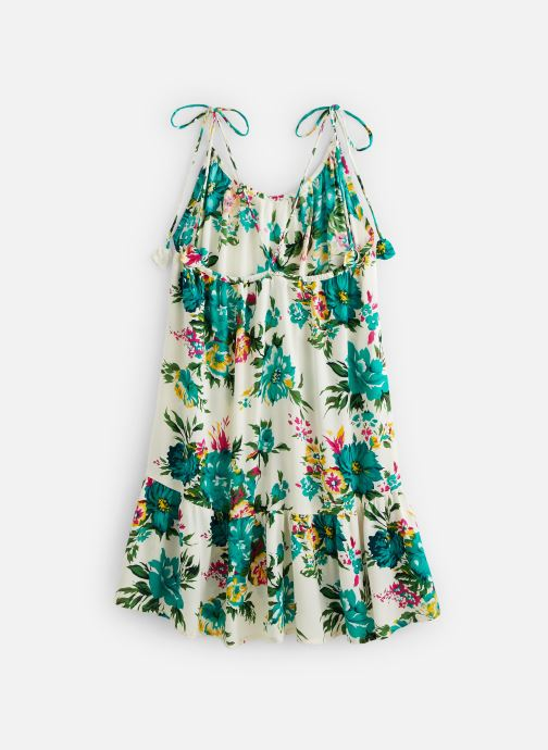 Vêtements Bakker Made With Love Dress Carolina Blanc vue bas / vue portée sac