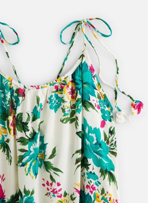 Vêtements Bakker Made With Love Dress Carolina Blanc vue portées chaussures