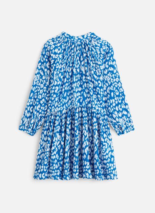 Vêtements Bakker Made With Love Dress Anis short Bleu vue bas / vue portée sac