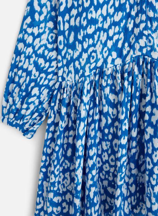 Vêtements Bakker Made With Love Dress Anis short Bleu vue portées chaussures