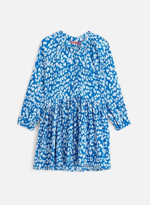 Vêtements Bakker Made With Love Dress Anis short Bleu vue détail/paire
