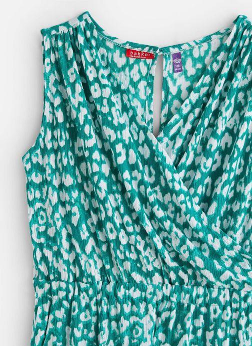 Vêtements Bakker Made With Love Jumpsuit Pamela Bleu vue portées chaussures