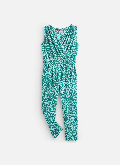 Vêtements Bakker Made With Love Jumpsuit Pamela Vert vue détail/paire