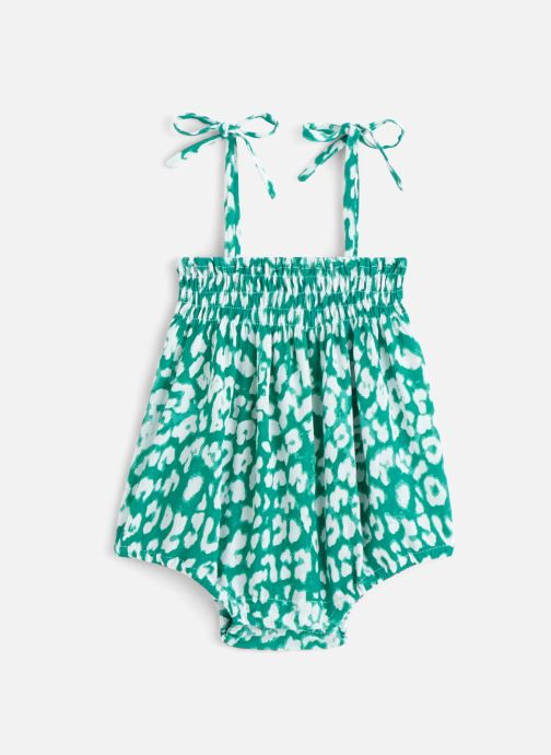 Vêtements Bakker Made With Love Romper Alix Vert vue détail/paire
