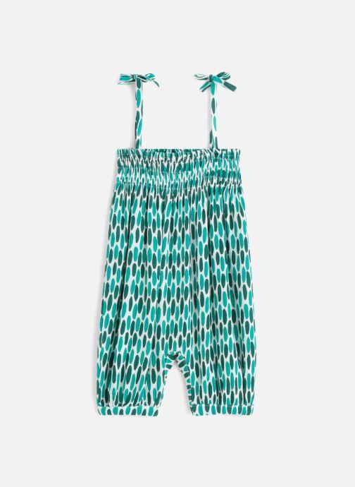 Vêtements Bakker Made With Love Jumpsuit Bonnie Vert vue détail/paire