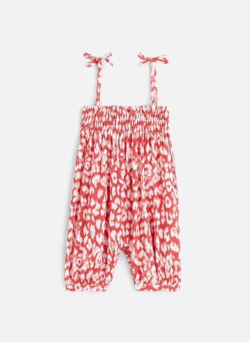 Vêtements Bakker Made With Love Jumpsuit Bonnie Rouge vue bas / vue portée sac