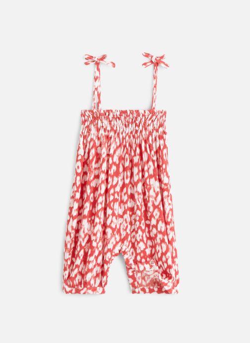 Vêtements Bakker Made With Love Jumpsuit Bonnie Rouge vue détail/paire