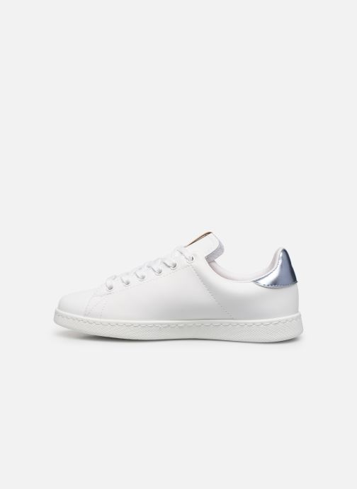 Sneaker Victoria TENIS DETALLE VINILO weiß ansicht von vorne