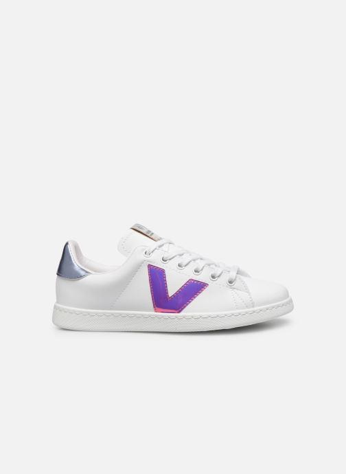 Sneaker Victoria TENIS DETALLE VINILO weiß ansicht von hinten