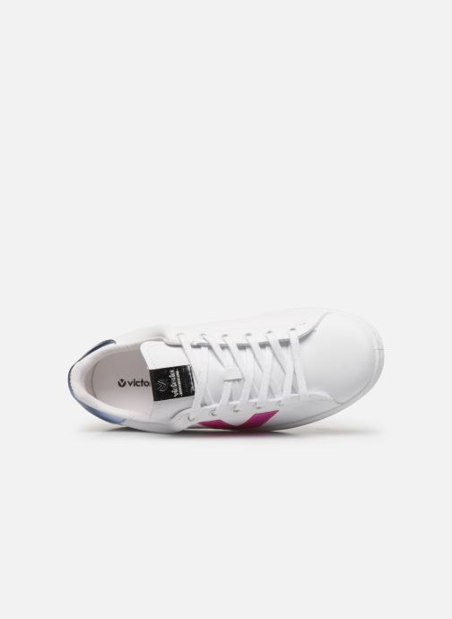 Trainers Victoria TENIS DETALLE VINILO White view from the left