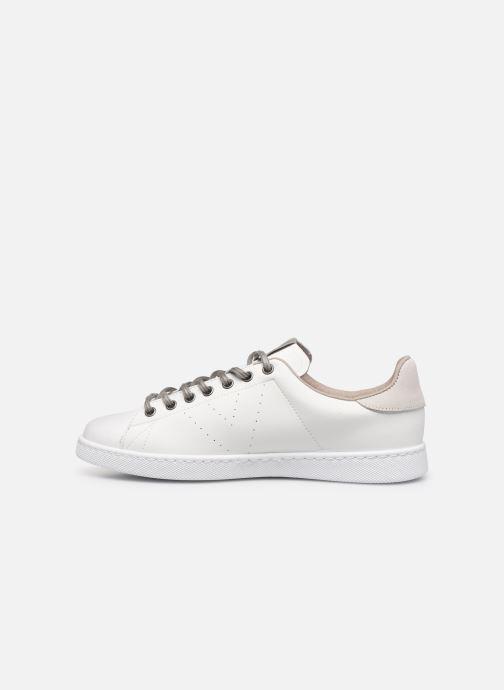 Sneaker Victoria TENIS PU weiß ansicht von vorne