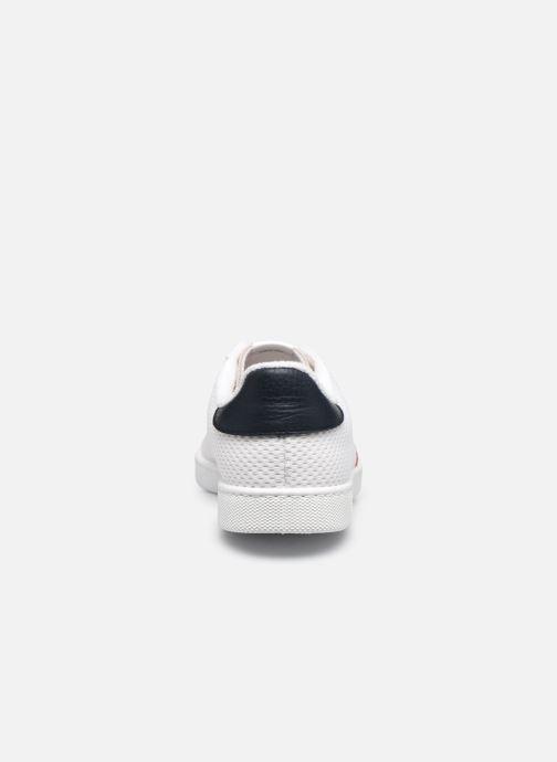 Sneaker Victoria TENIS REJILLA DETALLES CO blau ansicht von rechts