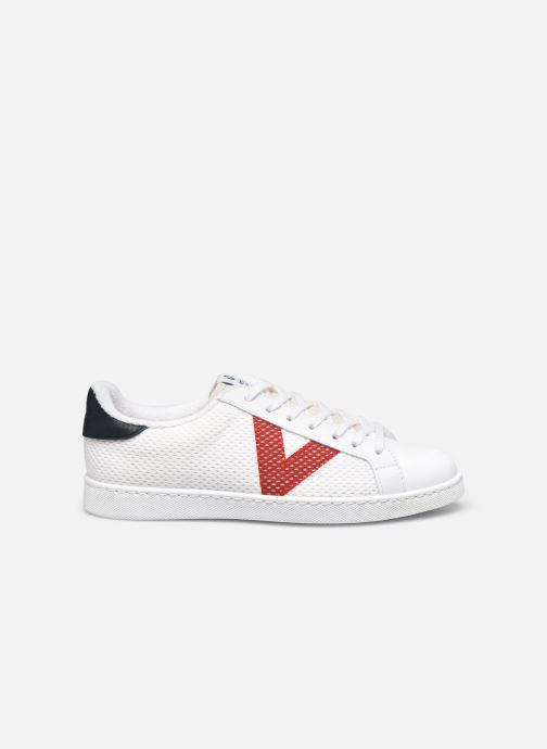 Sneaker Victoria TENIS REJILLA DETALLES CO blau ansicht von hinten