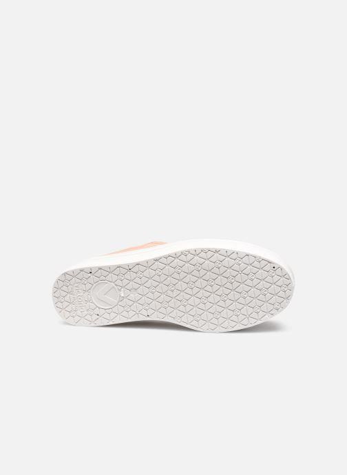 Sneakers Victoria BARCELONA LONA Beige immagine dall'alto