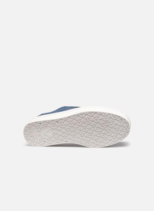 Sneakers Victoria BARCELONA LONA Azzurro immagine dall'alto
