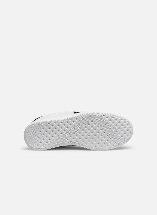 Sneakers Victoria TENIS PIEL GLITTER Wit boven