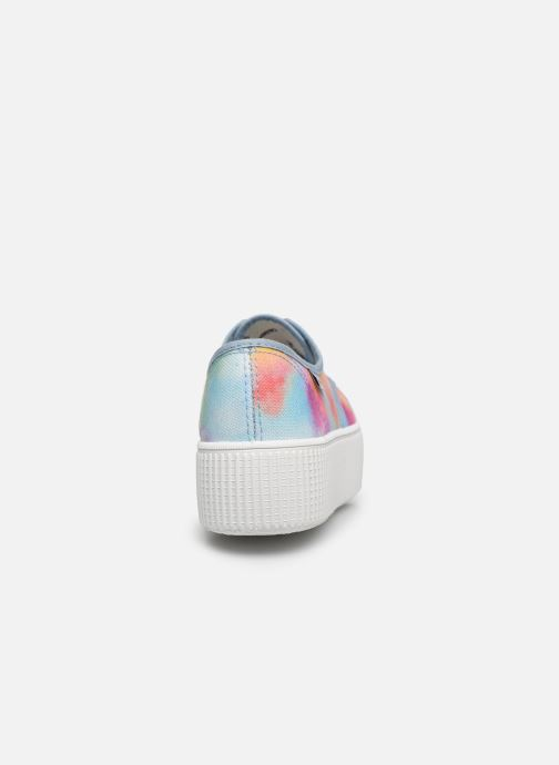 Trainers Victoria 1915 DOBLE TIE DYE Multicolor view from the right