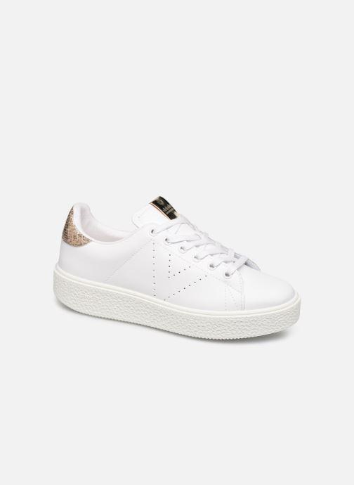 Sneakers Victoria UTOPÍA RELIEVE PIEL Bianco vedi dettaglio/paio