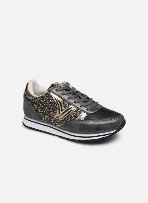 Sneakers Victoria COMETA GLITER Nero vedi dettaglio/paio
