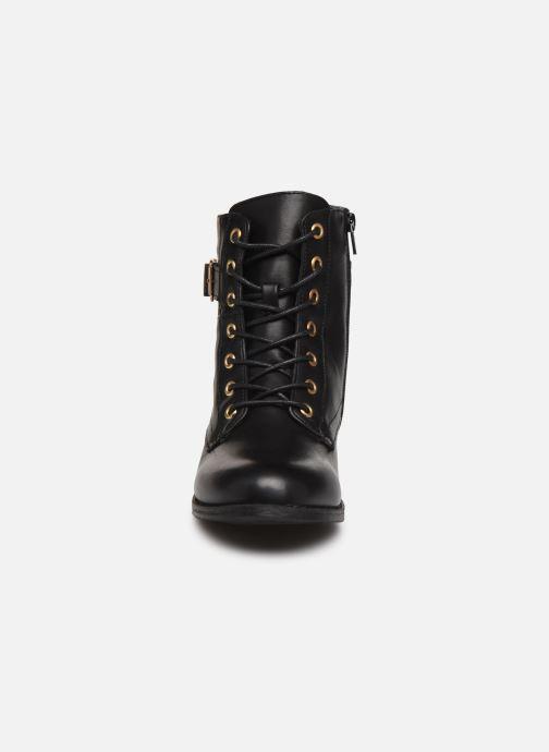 Botines  I Love Shoes THATTA Negro vista del modelo