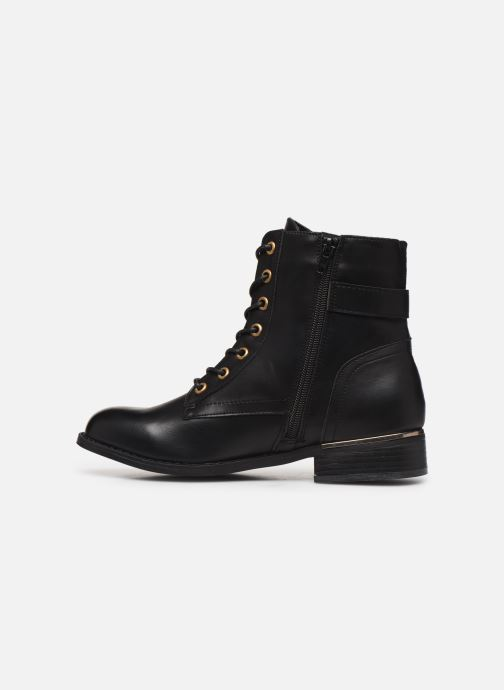 Botines  I Love Shoes THATTA Negro vista de frente