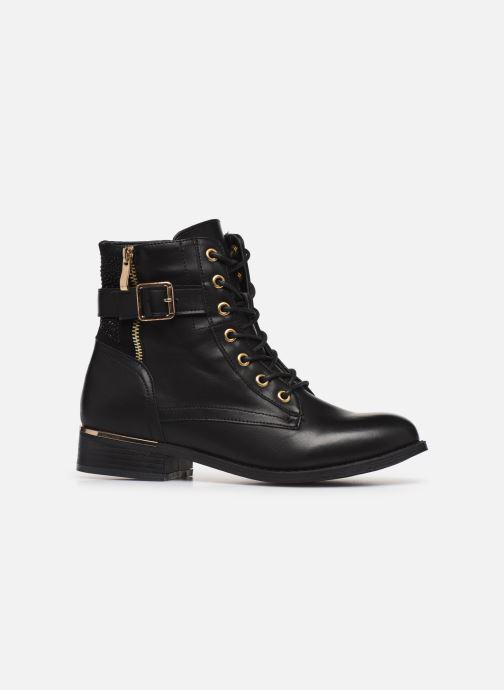 Botines  I Love Shoes THATTA Negro vistra trasera