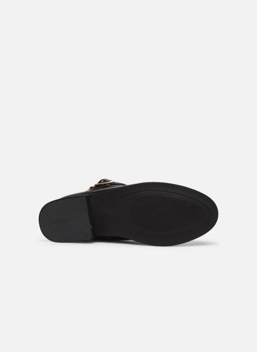 Botines  I Love Shoes THATTA Negro vista de arriba