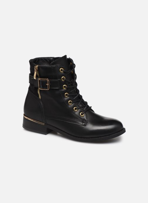 Botines  I Love Shoes THATTA Negro vista de detalle / par