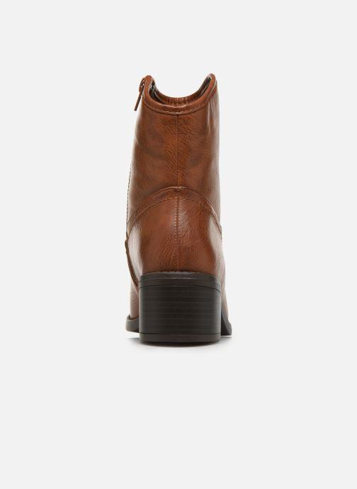 Bottines et boots I Love Shoes THOUVO Marron vue droite