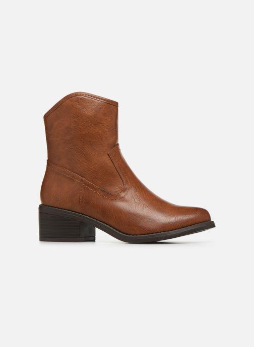 Bottines et boots I Love Shoes THOUVO Marron vue derrière