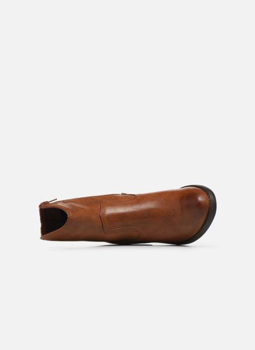 Stivaletti e tronchetti I Love Shoes THOUVO Marrone immagine sinistra
