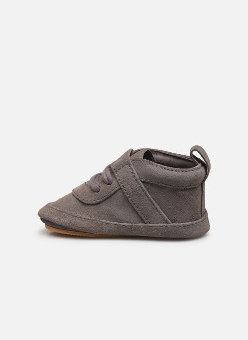 Pantofole Boumy Duc Grigio immagine frontale