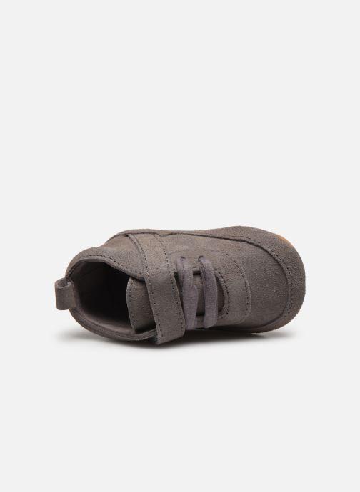 Pantofole Boumy Duc Grigio immagine sinistra