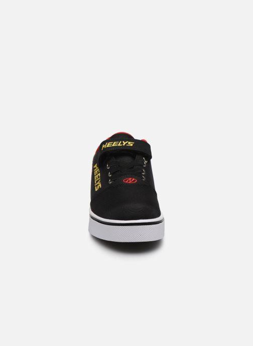 Sneaker Heelys Gr8 Pro X2 schwarz schuhe getragen