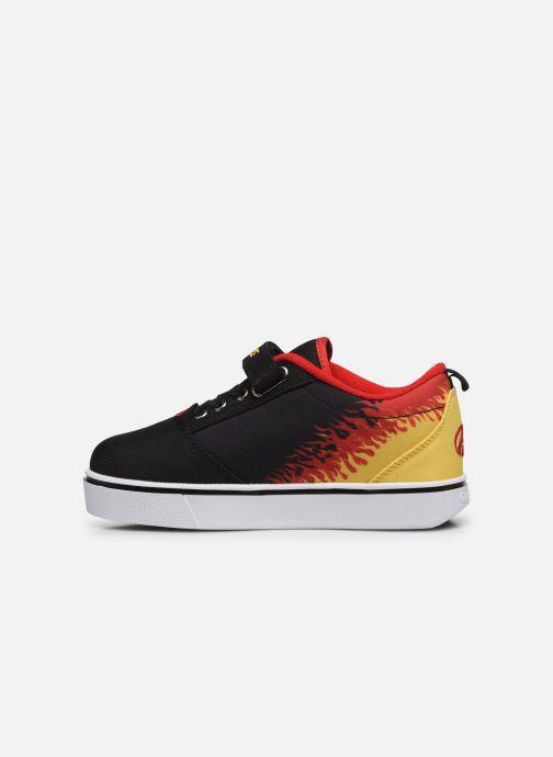 Sneaker Heelys Gr8 Pro X2 schwarz ansicht von vorne