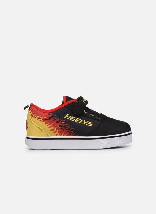 Sneaker Heelys Gr8 Pro X2 schwarz ansicht von hinten