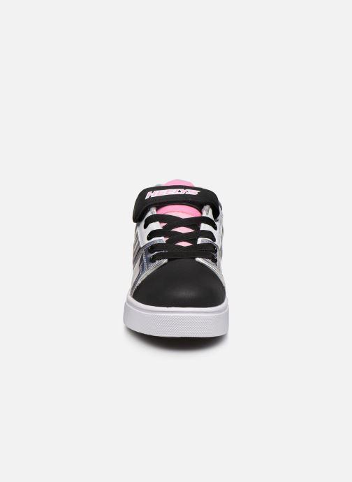 Sneaker Heelys Racer X2 rosa schuhe getragen