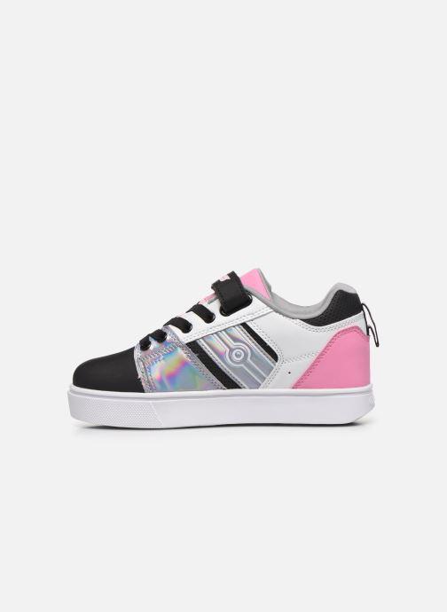 Sneaker Heelys Racer X2 rosa ansicht von vorne