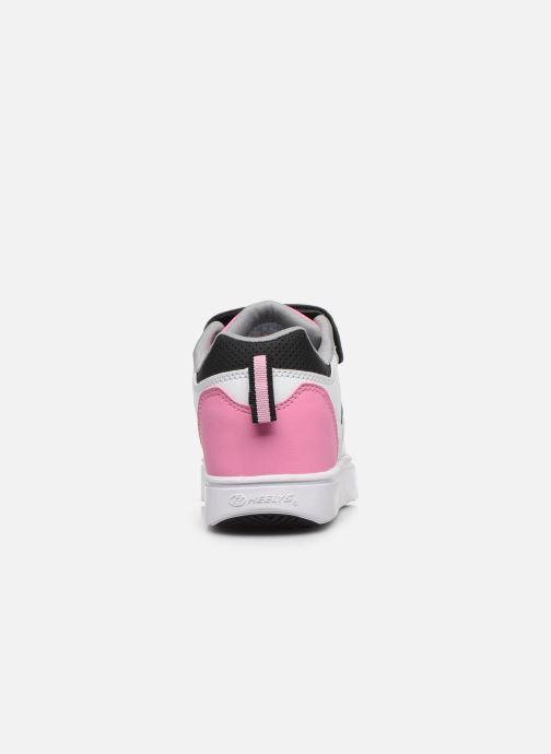 Sneaker Heelys Racer X2 rosa ansicht von rechts