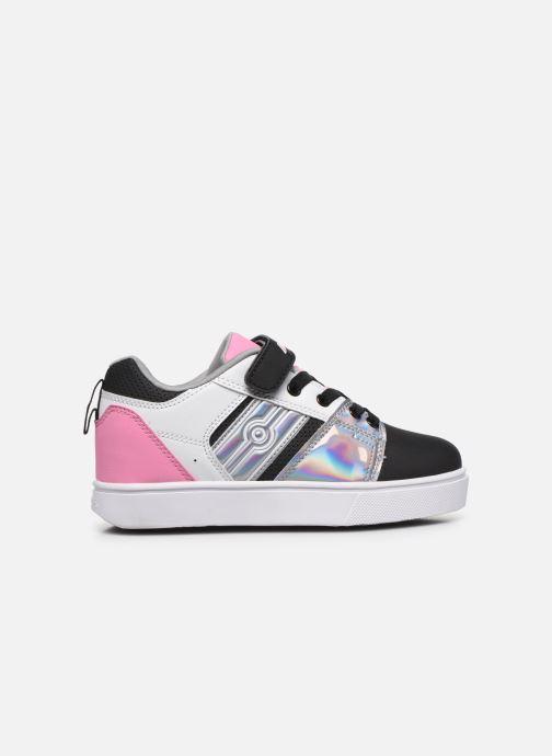 Sneaker Heelys Racer X2 rosa ansicht von hinten