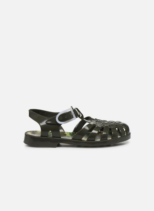 Sandales et nu-pieds Méduse Sunfun Vert vue derrière