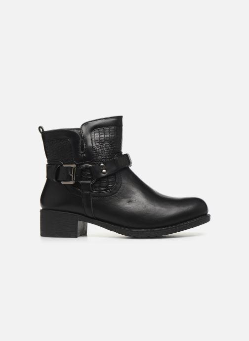 Bottines et boots Initiale Paris Raufre Noir vue derrière