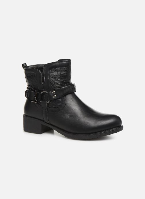 Bottines et boots Initiale Paris Raufre Noir vue détail/paire