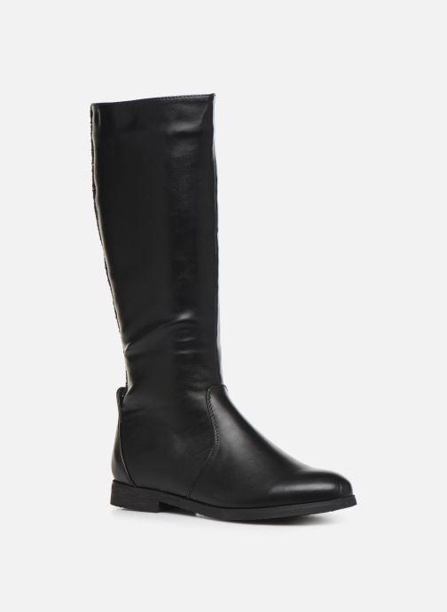 Stiefel Initiale Paris Resca schwarz detaillierte ansicht/modell