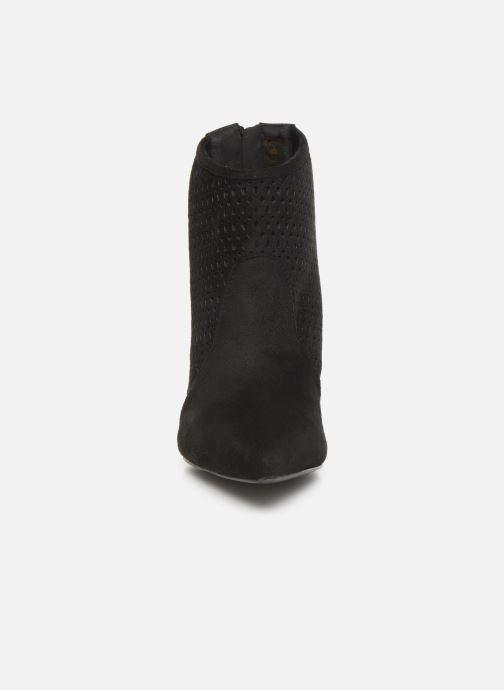Bottines et boots Initiale Paris Rian Noir vue portées chaussures