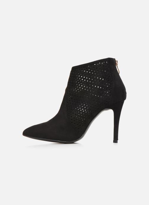 Bottines et boots Initiale Paris Rian Noir vue face