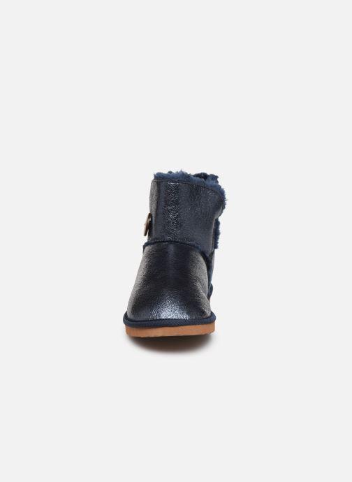 Ankelstøvler Initiale Paris Ridy Blå se skoene på